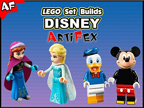 Clip: Lego Set Builds Disney - Season 1