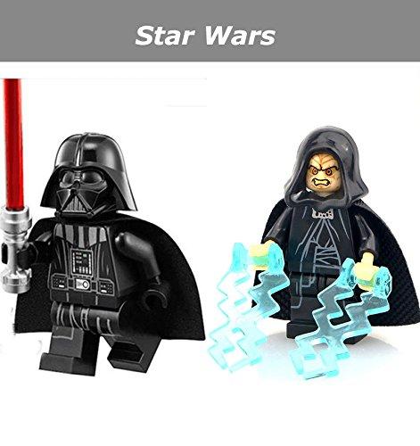 costruzioni-compatibili-blocks-2pcs-minifigure-darth-vader-death-star-version-darth-sidious-imperato