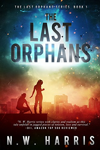 Book: The Last Orphans by N. W. Harris