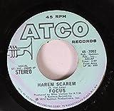FOCUS 45 RPM HAREM SCAREM / HAREM SCAREM