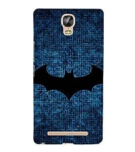 EPICCASE dark knight Mobile Back Case Cover For Gionee Marathon M5 Plus (Designer Case)