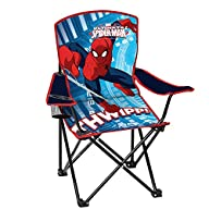 Spiderman Youth Folding Chair with Ar…