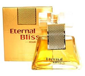 Ladies Women Perfume Eau De Parfum Spray Eternal Bliss Pour Femme 100ml