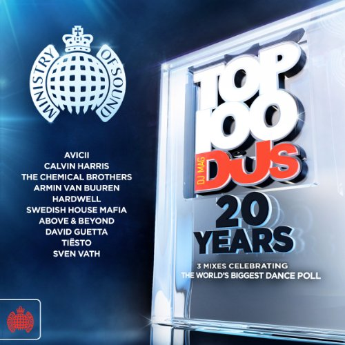 Sale alerts for Distribution Select (Music) DJ Mag Top 100-20 Years 3CD - Covvet