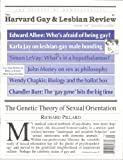 The Harvard Gy & Lesbian Review, Winter 1997; The Science of Homosexuality issue