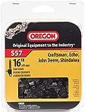 Oregon 16-Inch, Semi Chisel Chain Saw Chain Fits Cub Cadet, Echo, John Deere, Shindaiwa S57 (Discontinued by Manufacturer)