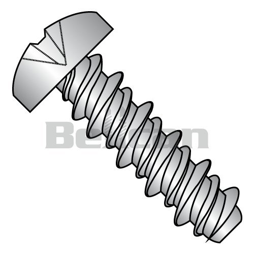 Combination Slot//Phillips Drive Steel Toggle Bolts and Wings Mushroom Head 1//8 X 2 50 pcs