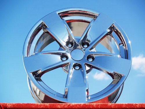 Pontiac GTO: Set of 4 genuine factory 17inch