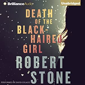 Death of the Black-Haired Girl Audiobook