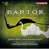 Bartok: The Piano Concertos (Nos. 1, 2 & 3)