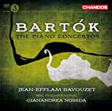 Bart�k: Piano Concertos 1-3 (Piano Concertos Nos. 1, 2 and 3)