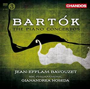 Piano Concertos-Nos. 1 2 & 3