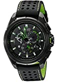 Citizen Men's Proximity Eco-Drive Black Ion Plated Proximity Watch AT7035-01E