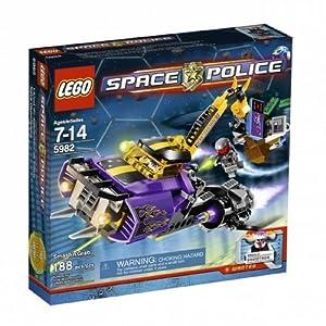 LEGO Space Police Smash 'n' Grab (5982) by LEGO