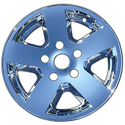 """2009-2011 Dodge Ram 17"""" Chrome Wheel Skin Covers"""