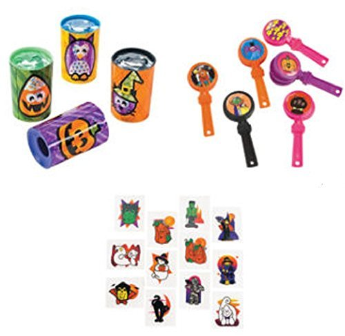 Halloween Favor Party Pack (36 Pieces)