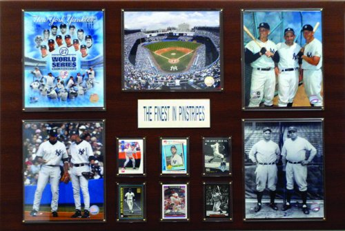 MLB New York Yankees Greatest Stars Plaque at Amazon.com
