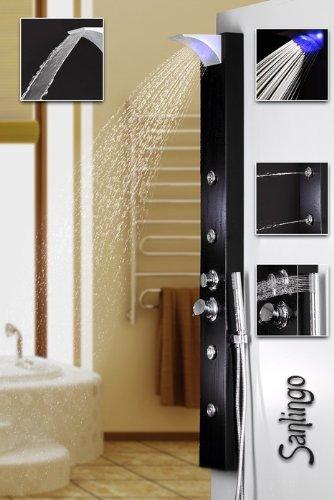 colonne de douche led pas cher. Black Bedroom Furniture Sets. Home Design Ideas