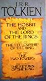 J.R.R. Tolkien Four Books Boxed Set (The Hobbit and The Lord of the Rings)