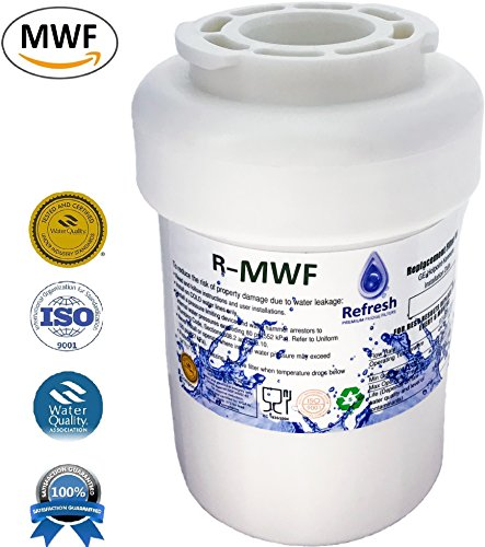 GE MWF SmartWater Compatible Water Filter for Refrigerator - GWF, MWFP (Smart Fit Water Filter compare prices)