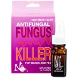 No-Miss Antifungal Fungus Killer - For Hand & Feet - 1/4 oz
