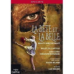 La Bete et la Belle [Blu-ray]