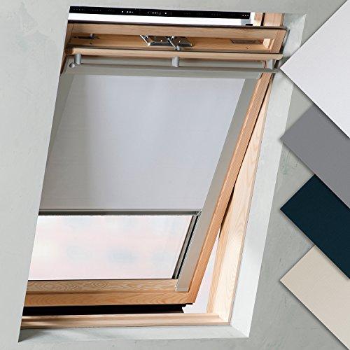 tenda a rullo oscurante per lucernario tenda oscurante per finestre sottotetto velux blu. Black Bedroom Furniture Sets. Home Design Ideas