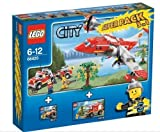 City Forest Fire Super Pack 3 in 1