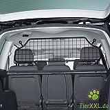 tierxxl Toyota RAV4SUV Bj: 2006-jusqu'à présent, grille pare-chien de séparation