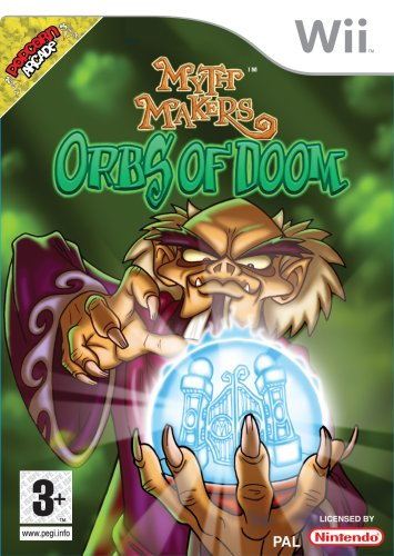 Myth Makers Orbs of Doom (Wii)