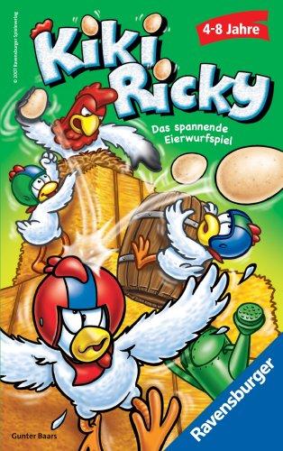 RV Kiki Ricky 2 - 4 Spieler, ab 4 Jahren (232420)