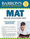 Barron's MAT, 11th Edition: Miller An...