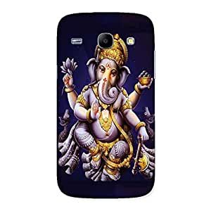 Special Dancing Ganesha Back Case Cover for Galaxy Core