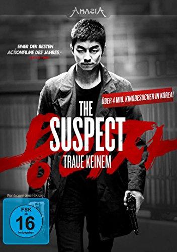 The Suspect - Traue keinem, DVD