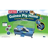 Kaytee My First Home 30 by 18 EZ Clean Habitat with Casters, Large