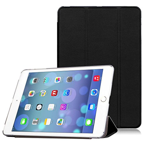 Best Prices! iPad mini 4 case, OMOTON® the Thinnest and Lightest PU Leather Case Cover with [Auto S...
