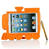 Xodo Kids Train Series Light Weight Super Protection Cover Case For Apple I Pad Mini 7.9 Inch For Kids Friendly...
