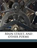 Main street, and other poems