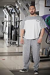 BIG SAM Ragtop Rag Top Sweater Gym T-Shirt UNCLE BODY DOG Logo *3078*