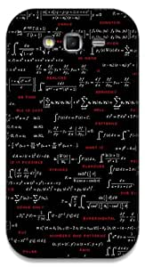 The Racoon Lean Math Formulas hard plastic printed back case / cover for Samsung Galaxy Grand