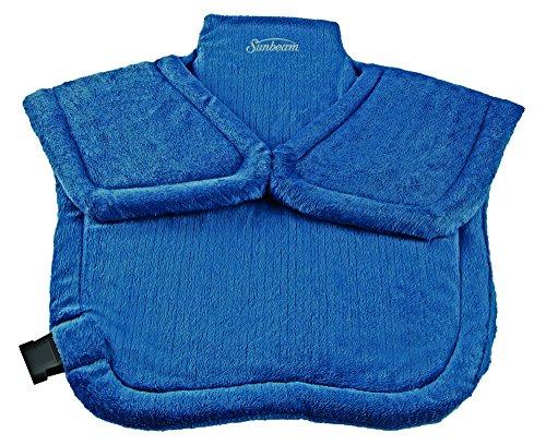 Discover Bargain Sunbeam Xl Renue Heat Therapy Wrap, Blue