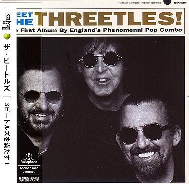 The Beatles - Meet The Threetles! - Zortam Music