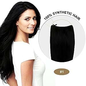 coco secret extensions jet black hair
