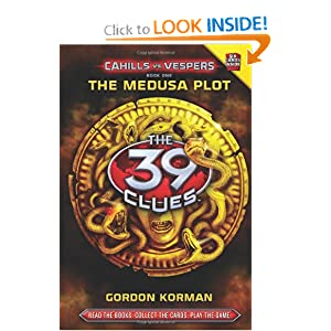The 39 Clues - Gordon Korman