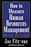 How to Measure Human Resource Management (3rd Edition)