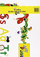 Jolly Phonics Letter Sound Poster (in Print Letters)