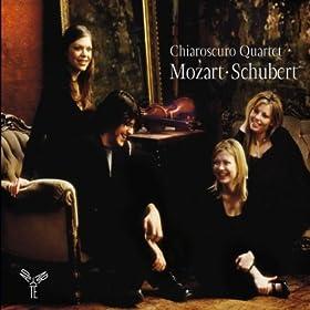"String quartet No. 19 in C major ""Dissonance"" K. 465: II. Andante cantabile"