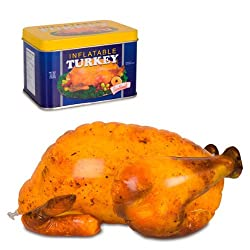Funny product Accoutrements Inflatable Turkey