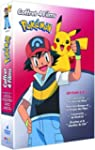 coffret 4DVD POKEMON films 8 - 9 - 10...