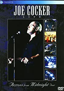 Across From Midnight Tour [DVD] [2007]